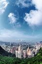 Victoria Peak Royalty Free Stock Photos