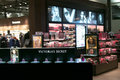 Victoria s secret store istanbul turkey nov at ataturk international airport is a high quality women dedicated Stock Photo