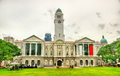Victoria Theatre and Concert Hall in Singapore Royalty Free Stock Photo