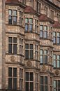 Victorian building in central London Royalty Free Stock Photo