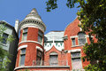 Victorian facade in Old Louisville, Kentucky, USA Royalty Free Stock Photo