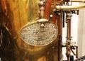 Victorian fire pump