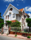 Victorian house in Buyukada / Istanbul Royalty Free Stock Photos