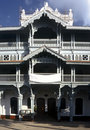 Victorian house, Zanzibar Stock Photos