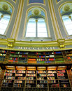 Victorian library Royalty Free Stock Photos