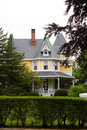Victorian Style Home Royalty Free Stock Photo