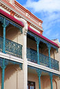 Victorian Terraced houses in Sydney Australia Royalty Free Stock Photo