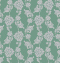 Victorian wallpaper tiled image a classic pattern created in adobe illustrator this pattern can be together to expand the size of Stock Photography