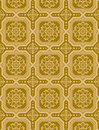 Victorian Wallpaper Vector 3 Royalty Free Stock Photos