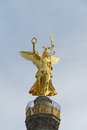The Victory Column Royalty Free Stock Images