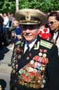 Victory Day Stock Photography