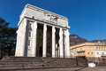Victory Monument in Bolzano Stock Photography