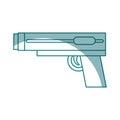 Video game gun icon
