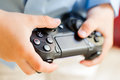 Video game remoter Royalty Free Stock Photo