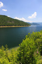 Vidra mountain Lake Royalty Free Stock Image