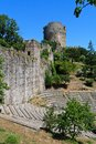 Vieille forteresse Photo libre de droits