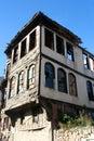 Vieille maison de ruine Images libres de droits