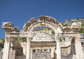Vieille ville d ephesus turquie Photo stock