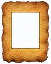 Viejo marco de la foto de la vendimia de la manera Imágenes de archivo libres de regalías