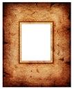 Viejo marco del extracto de la manera Fotos de archivo libres de regalías