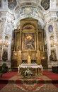 Vienna - altar from Dominican church Royalty Free Stock Image