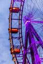 Vienna, ferris wheel Royalty Free Stock Photo
