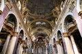 Vienna - Jesuits Church Stock Image