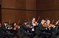 Vienna radio symphony orchestra nov in chongqing Stock Photography