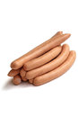 Vienna Sausage Royalty Free Stock Photo