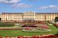 Vienna - Schoenbrunn Royalty Free Stock Photo