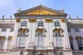 Vienna theater austria volkstheater the old town is a unesco world heritage site Stock Photos