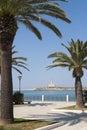 Vieste (Gargano, Apulia, Italy) Stock Photo