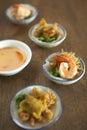 Vietnam Food From Shrimp And V...