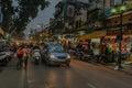 Vietnam - Hanoi Royalty Free Stock Photo