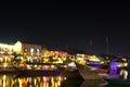 Vietnam, Hoi An ancient town at night Royalty Free Stock Photo