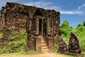 Vietnam - My Son Royalty Free Stock Photo