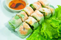 Vietnamese food Royalty Free Stock Photo