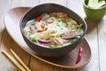 Vietnamese Food, Rice Noodle S...