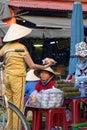 Hoi An Street Market Royalty Free Stock Photo