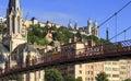 Vieux-Lyon Royalty Free Stock Photo