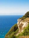 View at Aegean sea Stock Photos
