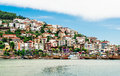View of alanya city turkey Stock Photos