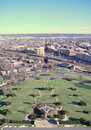View of Alexandria, Masonic Memorial Royalty Free Stock Image