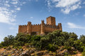 Castle of Almourol, in Almourol city, Portugal Royalty Free Stock Photo