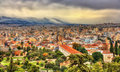 View of Ancient Agora of Athens Royalty Free Stock Photo