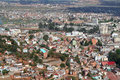 View of Antananarivo, capital of Madagascar Royalty Free Stock Photos