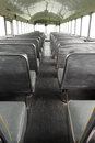 View From the Back of the Bus Royalty Free Stock Photo