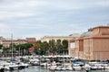 View of Bari, Apulia Royalty Free Stock Photo