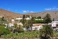View of Betancuria Fuerteventura Royalty Free Stock Photo