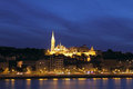 View on the Budapest city Royalty Free Stock Photography
